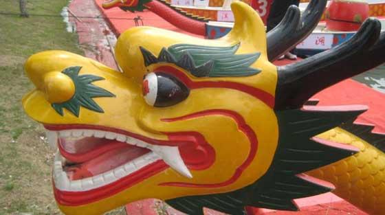 dragon boat, wuxi